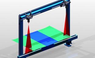 Strip Width Measurement for Metals